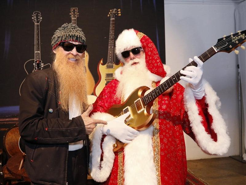 kluv christmas music 2019