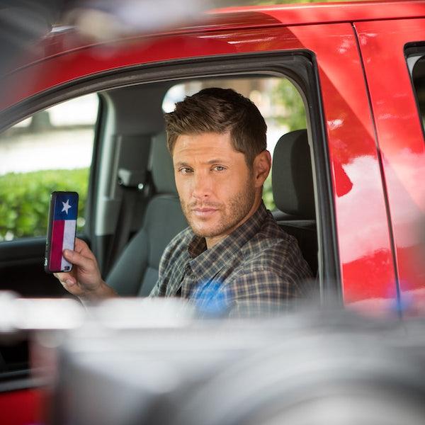 'Supernatural' actor J...