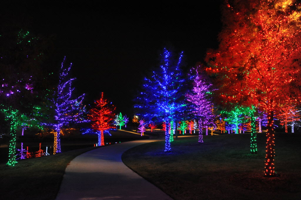 the top places to see christmas lights in dallas fort worth guidelive