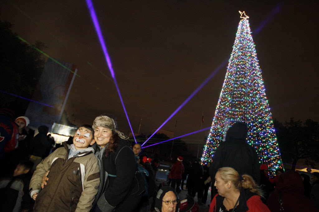 Christmas tree lightings, festivals, parades and displays for happy ...