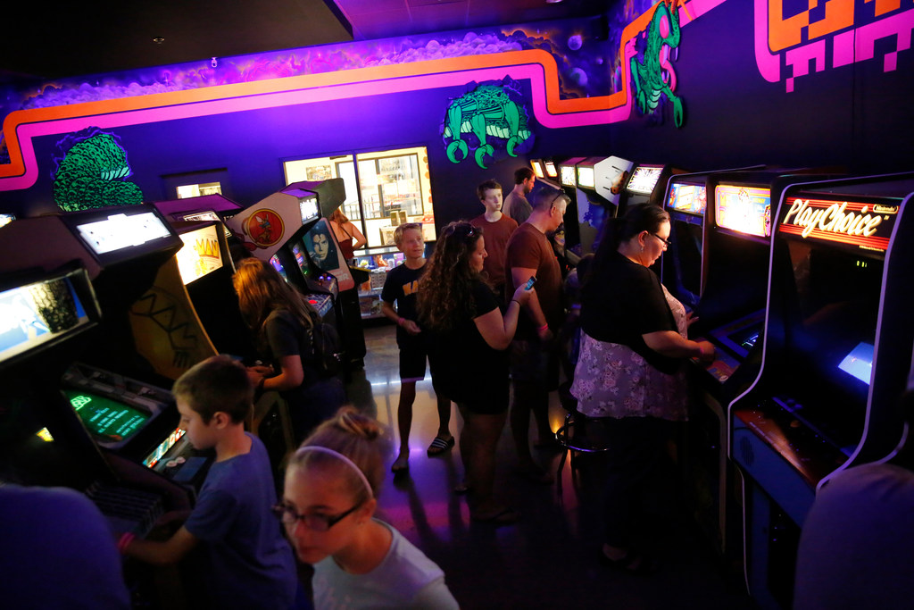 Where to play arcade games in Dallas-Fort Worth | GuideLive
