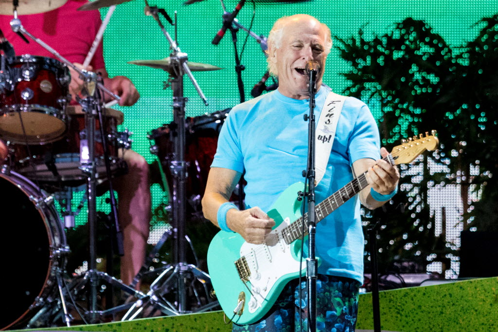 Jimmy Buffett announces concert date in Dallas — not at longtime