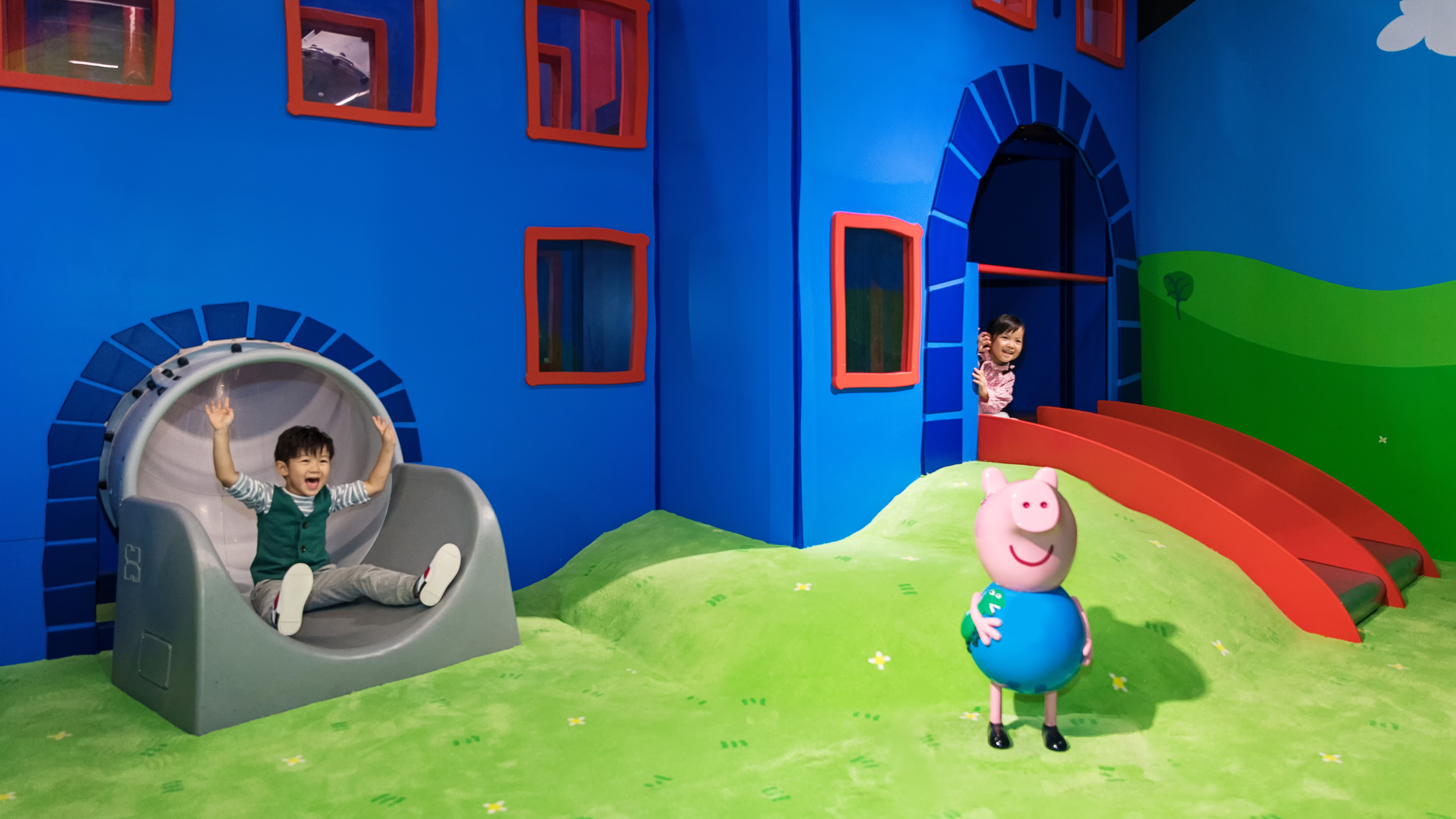 Parents A Permanent Peppa Pig Exhibit Will Pop Up In Grapevine