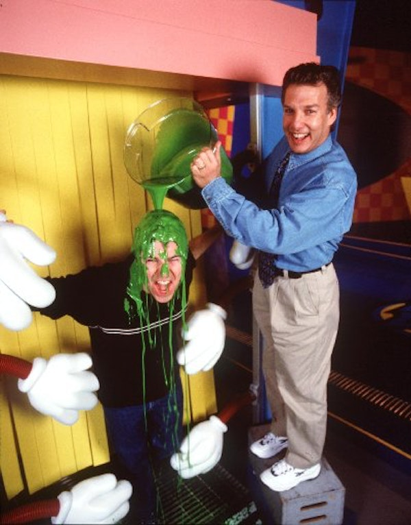 Nickelodeon game show 'Double Dare' is coming to Texas and looking for contestants