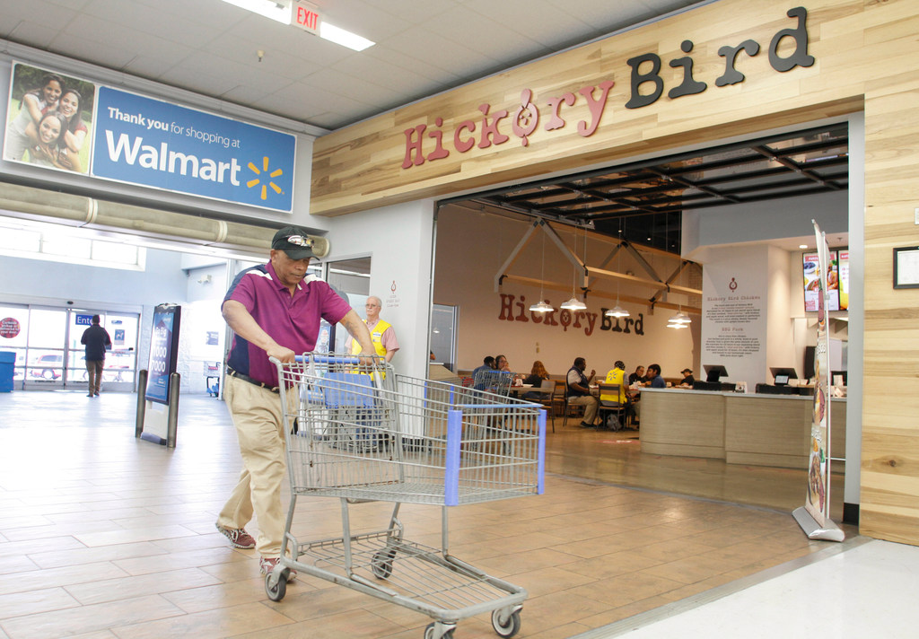 Walmarts in Fort Worth and Bedford are home to exclusive, new