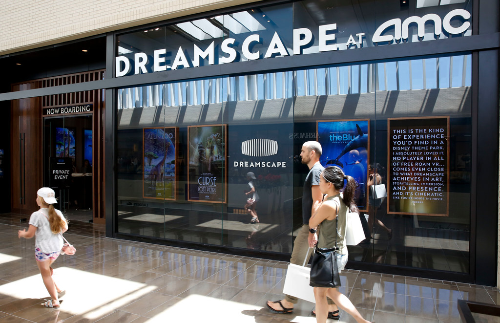 Dreamscape in Dallas helps 'shut off the reality' with