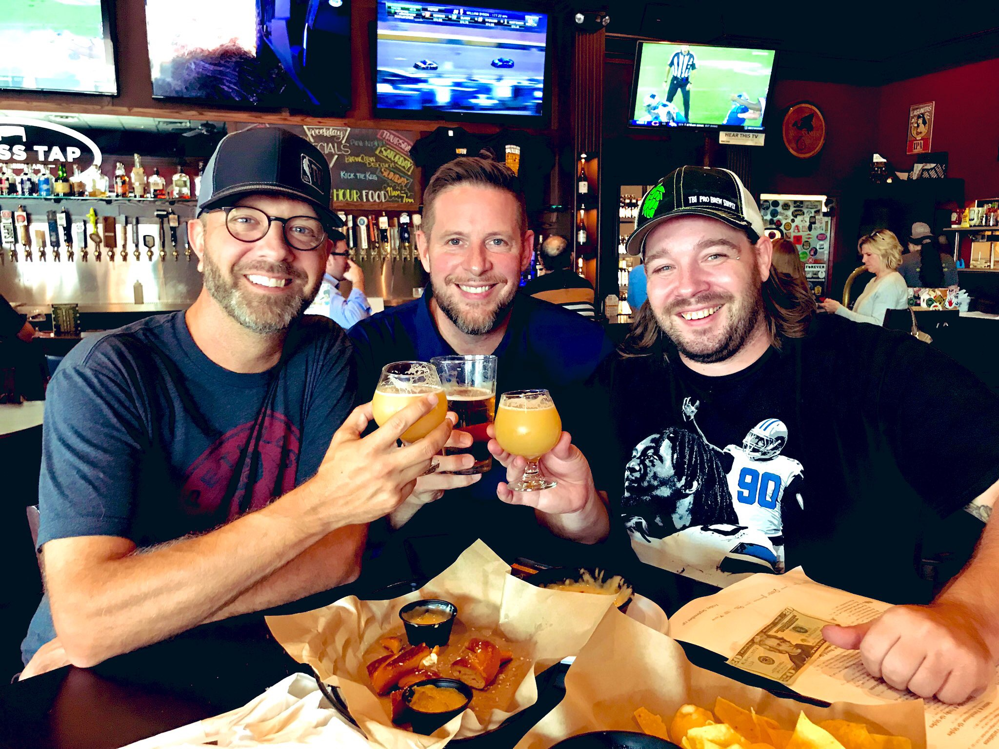 Sports Radio Hosts Ben And Skin Reveal Plans For New Brewery In The Dallas Suburbs